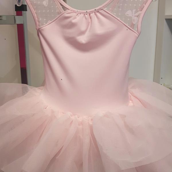 Balletpak met tutu CL8212