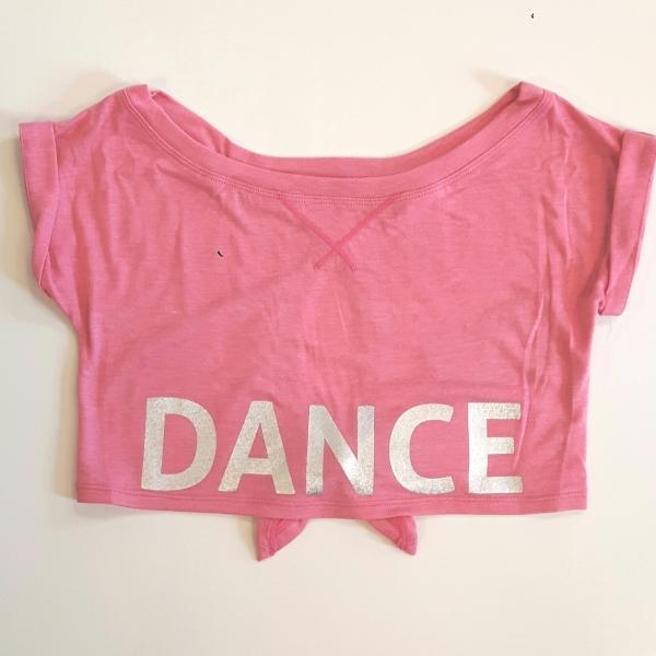 Dance crop top FT5034C