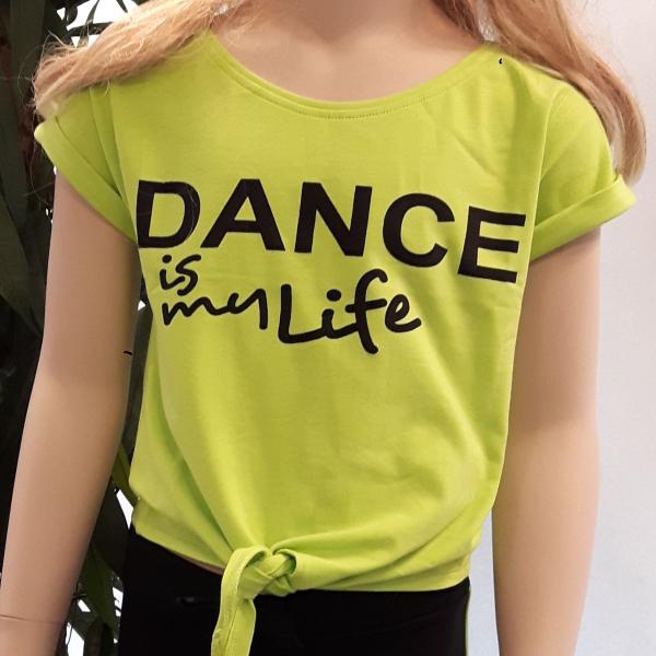 Dance shirt CA810