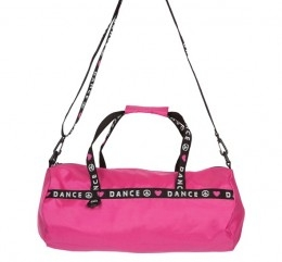 Love Peach Dance Duffle B81
