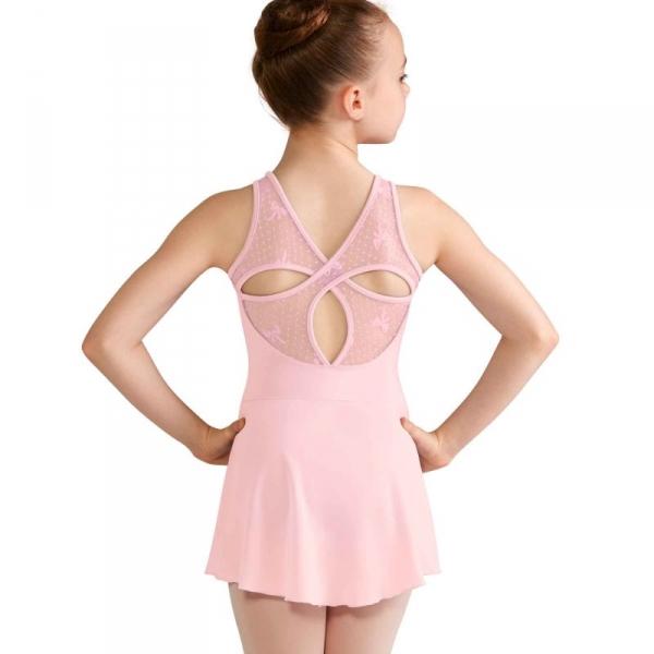 Balletpak met rokje CL8222