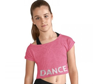 Dance crop top FT5034C