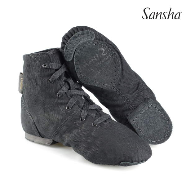 Canvas jazz boots JB3