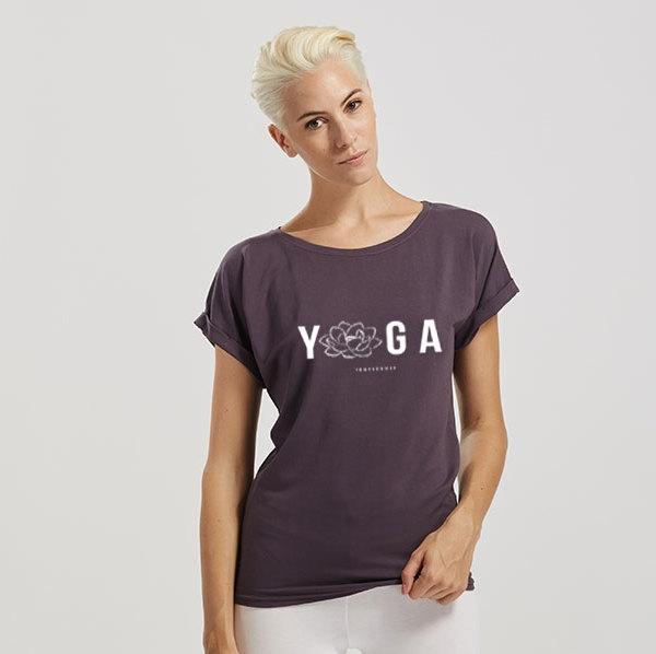 Yoga shirt Limpid Karma